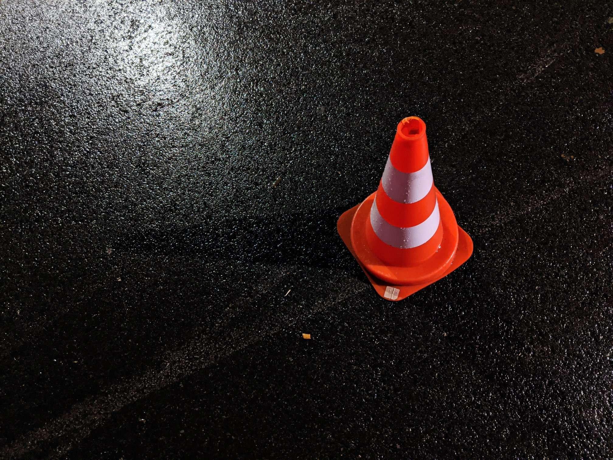 Unfall Schaden Fahrerflucht ohne Schaden