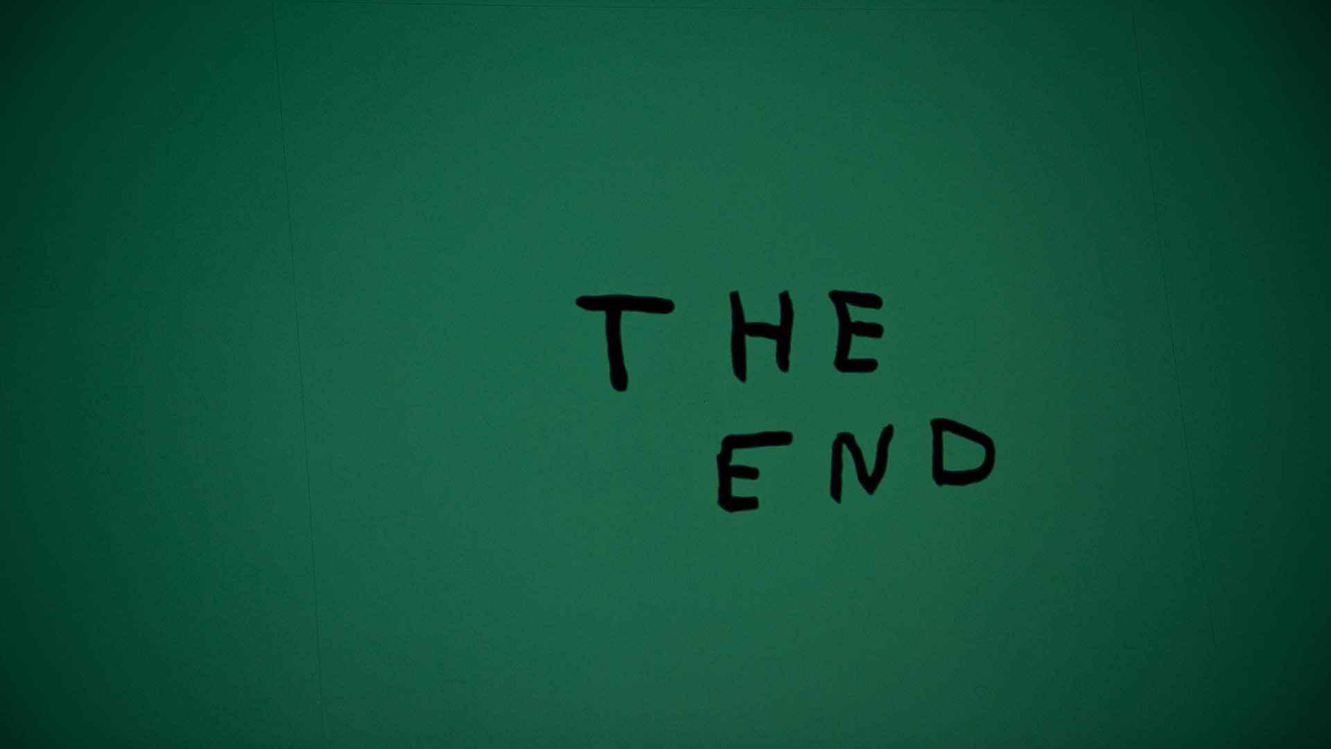 Ende des Verfahrens (Symbol Ende)