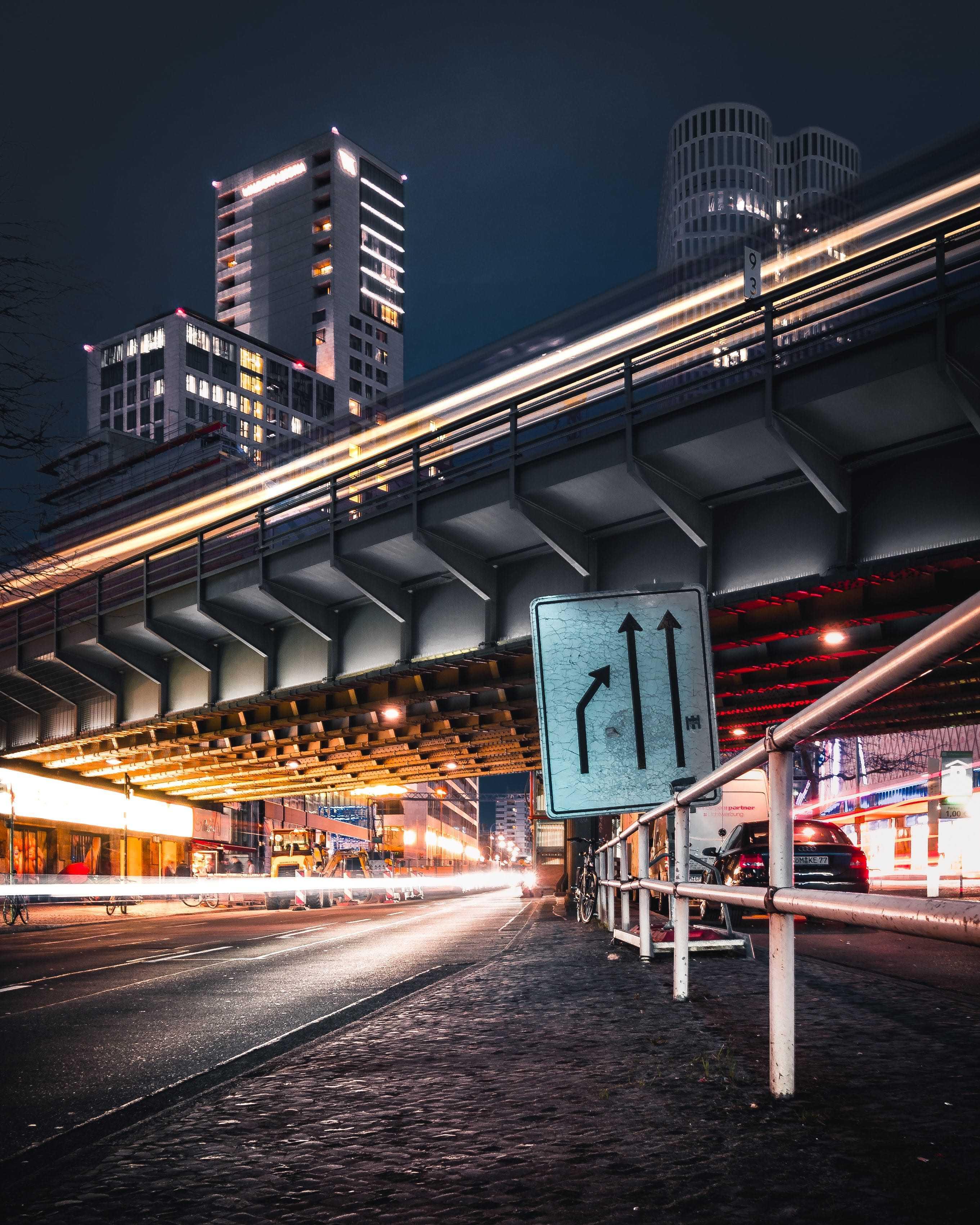 Fahrerflucht Straßenverkehr Straße Berlin